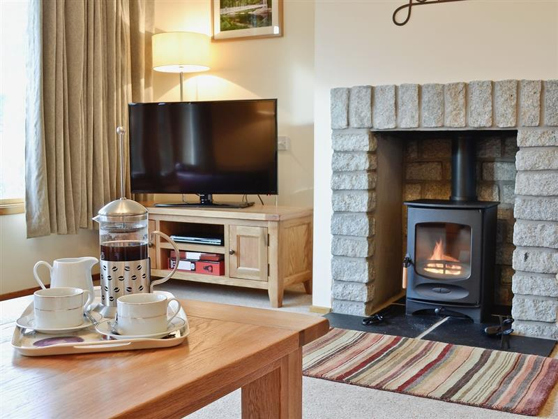 Bearberry Cottage in Ballater - sleeps 6 people