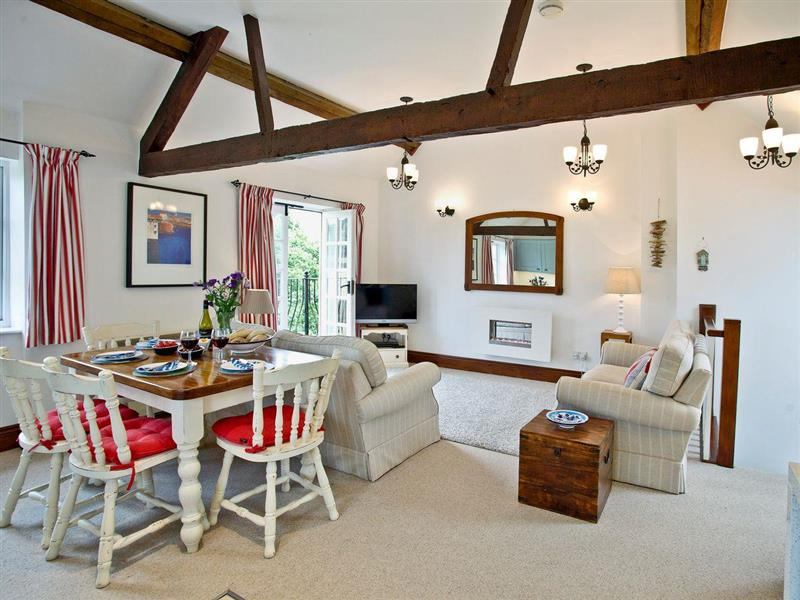 Bell Cottage in Sidmouth - sleeps 4 people