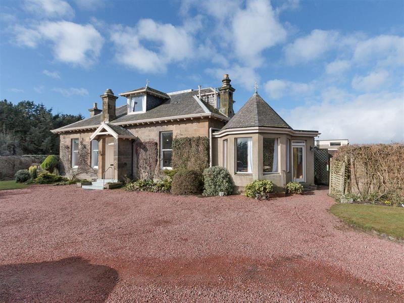 Bentfield in Prestwick - sleeps 12 people