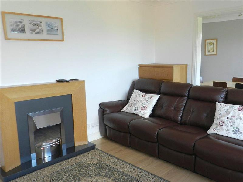 Berwyn in Brodick, Isle of Arran - sleeps 8 people