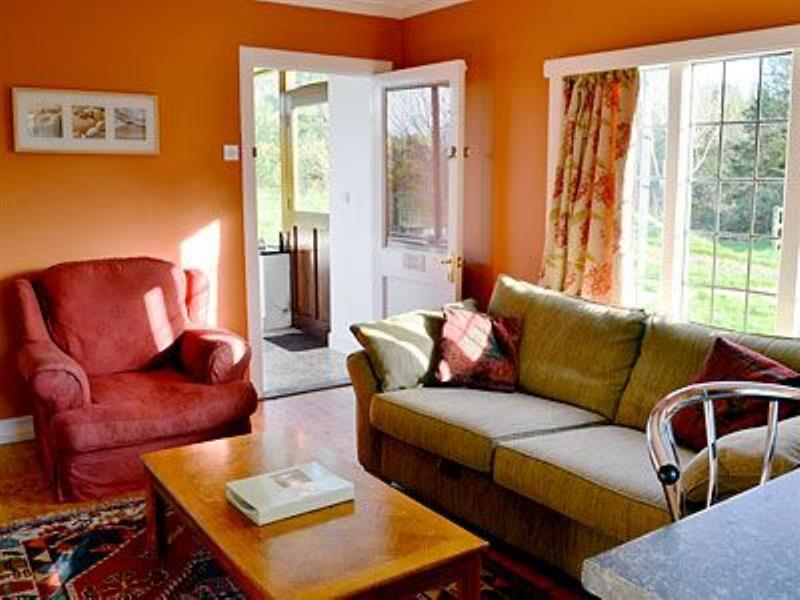 Birch in Llanddona, nr. Beaumaris, Anglesey - sleeps 3 people
