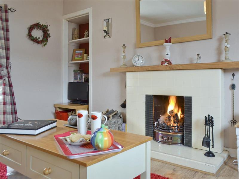 Birks Cottage in Aberfeldy - sleeps 2 people