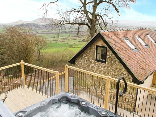 Bishop's Castle Barn in Banks Head near Bishop's Castle - sleeps 4 people
