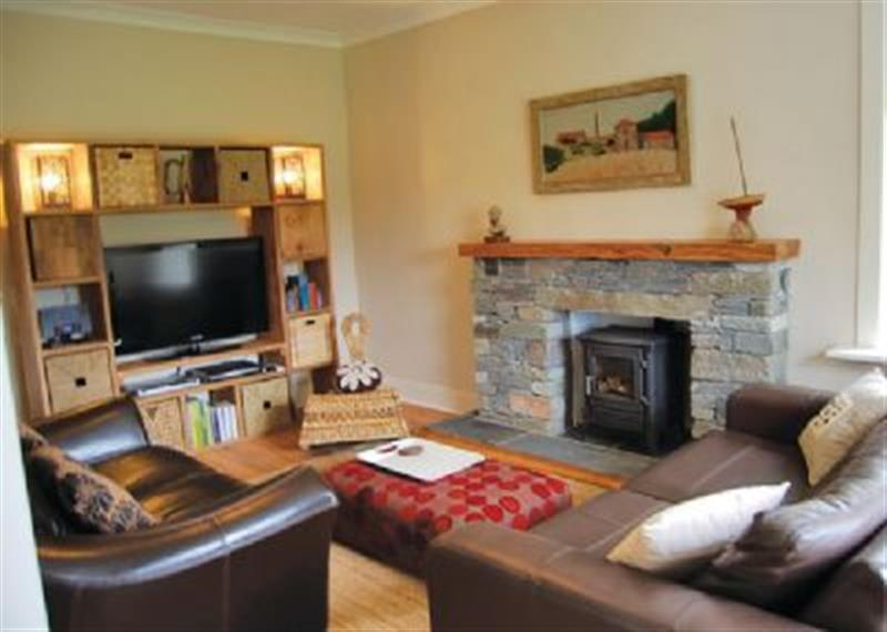 Blair Cottage in Glasgow - sleeps 6 people