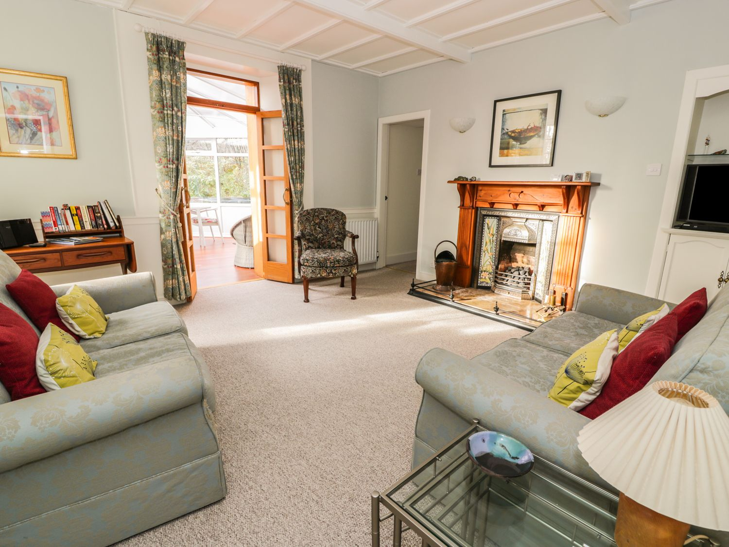 Blairlogie Park Coach House in Blairlogie near Stirling - sleeps 4 people