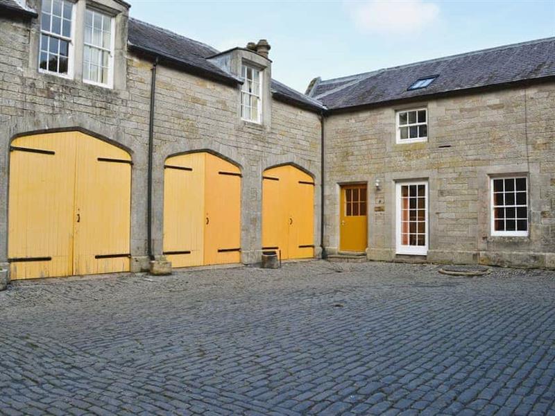 Blairquhan Castle Estate - Farrer Cottage in Straiton, nr. Maybole - sleeps 6 people