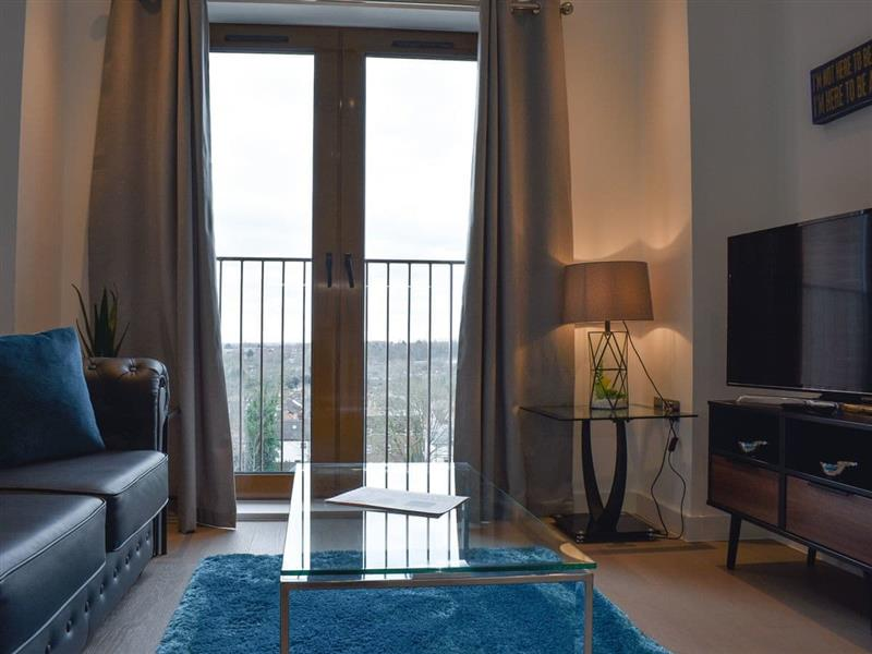 Blue Rose Apartment in St Albans - sleeps 2 people