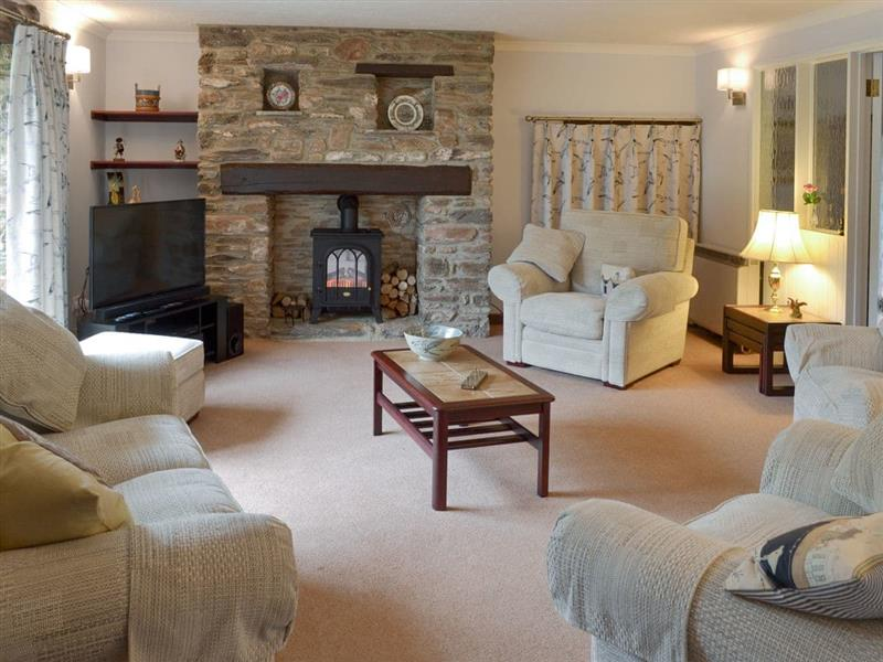 Bolberry Court in Bolberry, near Hope Cove - sleeps 5 people