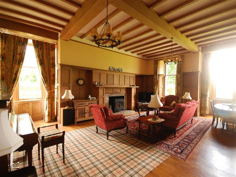 Bonawe House - Edwardian Wing in Taynuilt, near Oban - sleeps 6 people