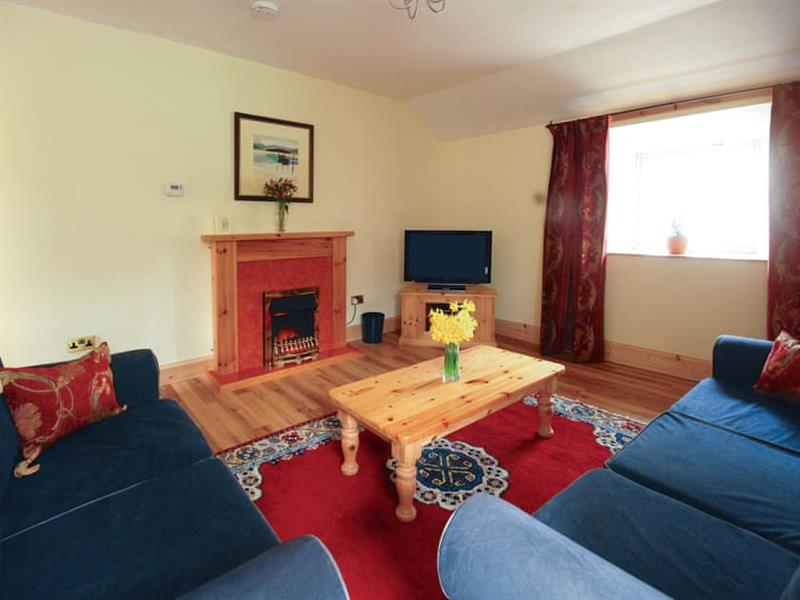 Bonawe House - Honeysuckle Cottage in Taynuilt, near Oban - sleeps 4 people