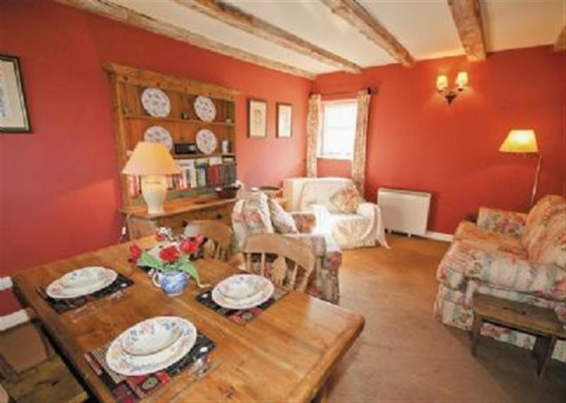 Boosley Grange Cottage in Buxton - sleeps 4 people