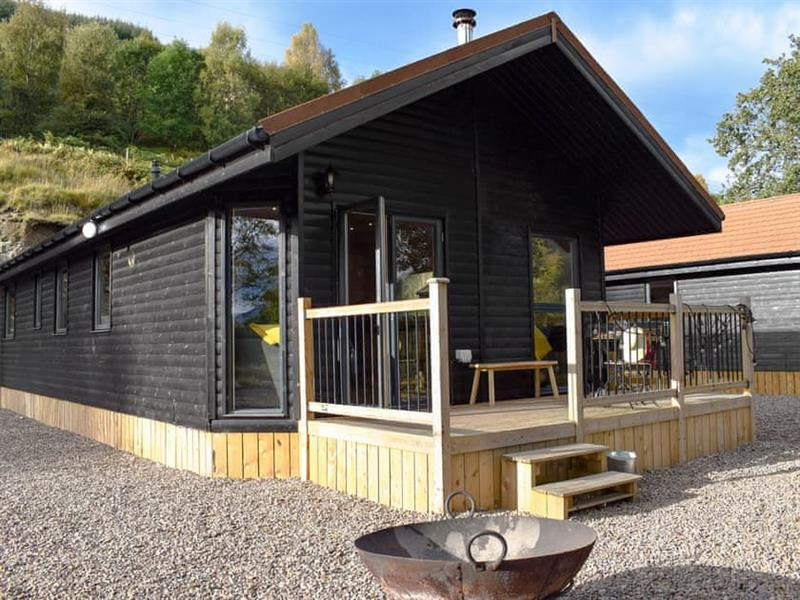 Boreland Loch Tay - Ben Lawers Chalet in Fearnan, near Aberfeldy - sleeps 8 people