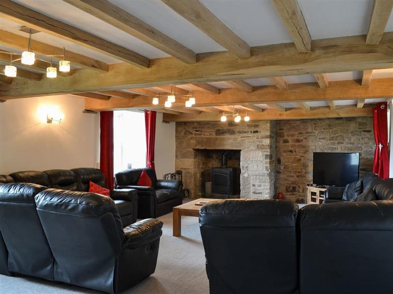 Bowlees Holiday Cottages - The Farmhouse in Wolsingham, near Stanhope, County Durham - sleeps 16 people