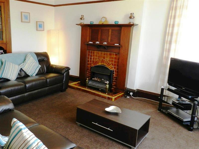 Bracklinn in Blackwaterfoot, Isle of Arran - sleeps 8 people