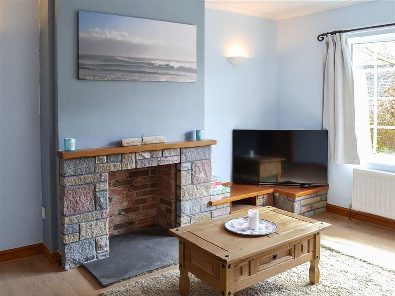 Bramble Cottage in Craster, near Alnwick - sleeps 5 people