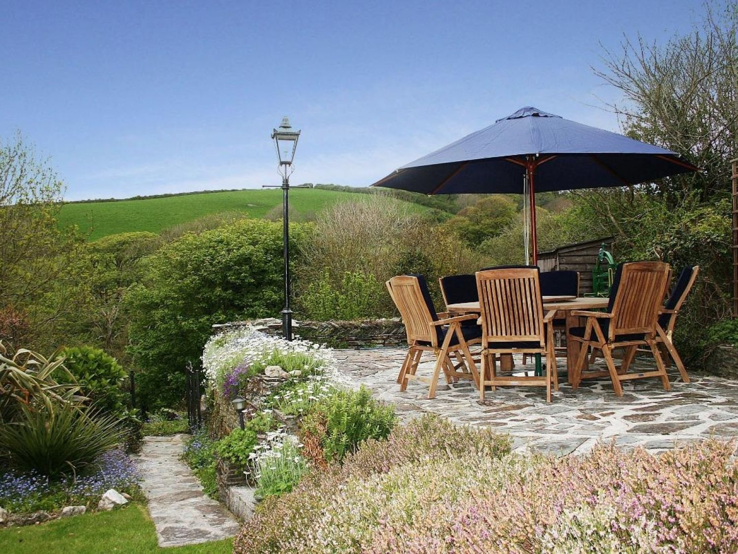 Brambles in Boscastle - sleeps 6 people