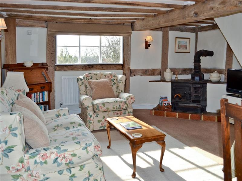Brambles in Stoulton - sleeps 2 people