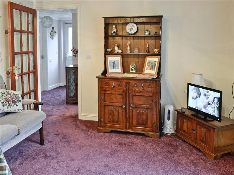Bramley Lodge Annex in Clenchwarton, nr. King's Lynn - sleeps 2 people
