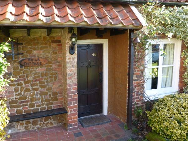 Briar Cottage in Heacham - sleeps 4 people