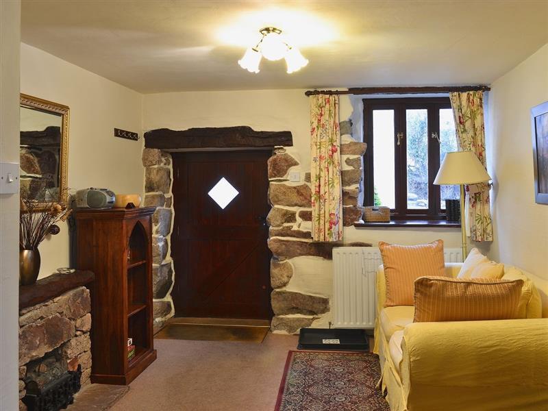 Bridge End Farm Cottages - Hardknott Cottage in Boot, nr. Eskdale - sleeps 2 people
