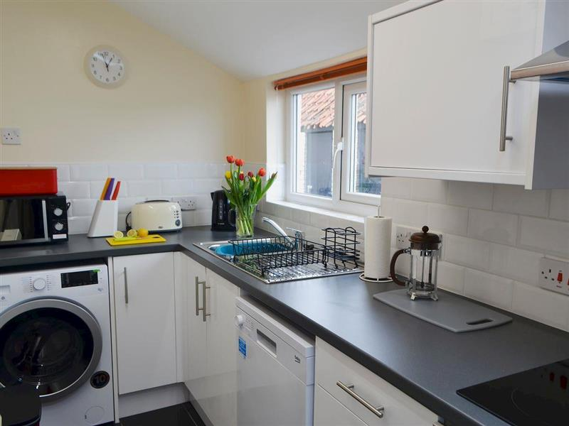 Brier Dene End Cottage in Old Hartley, near Whitley Bay  - sleeps 4 people