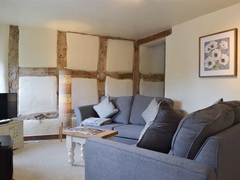 Brookfarm Cottages - Jasmine Cottage in Middle Mayfield, near Ashbourne - sleeps 3 people