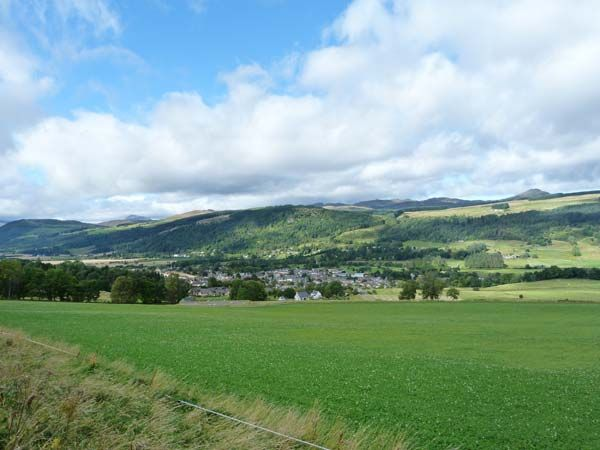 Bruadair in Aberfeldy - sleeps 8 people