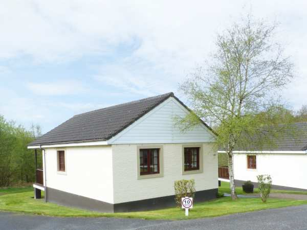 Brunston Lodge in Dailly - sleeps 4 people