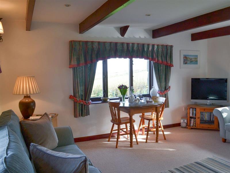 Bryn Cottage in St Wenn, near Bodmin, Cornwall - sleeps 4 people