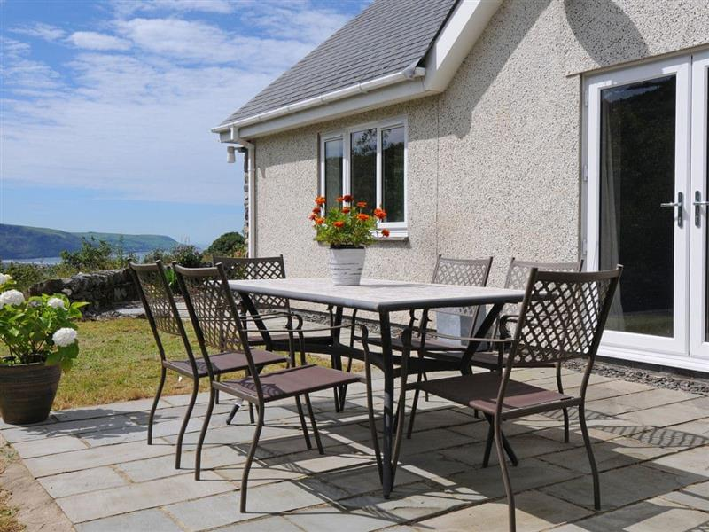 Bryn Derw in Barmouth - sleeps 11 people