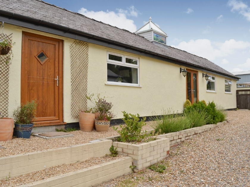 Bryn Gwyn in Holywell - sleeps 2 people