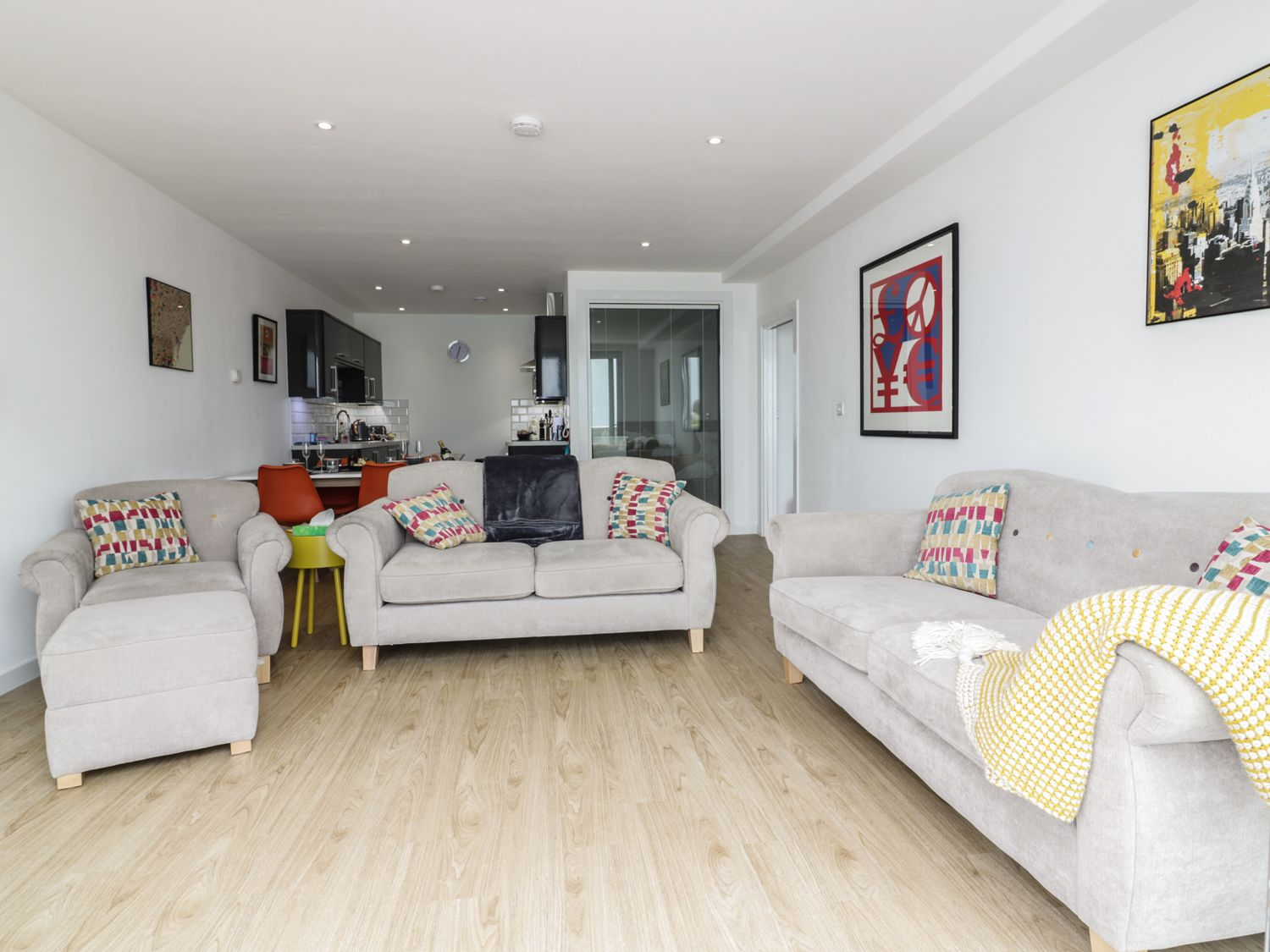 Buena Vista in Newquay - sleeps 4 people