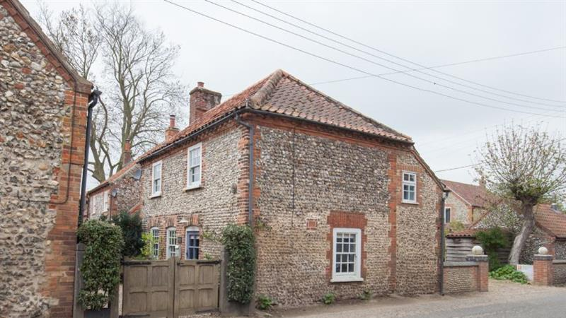 Bumblebee Cottage in South Creake near Fakenham - sleeps 5 people