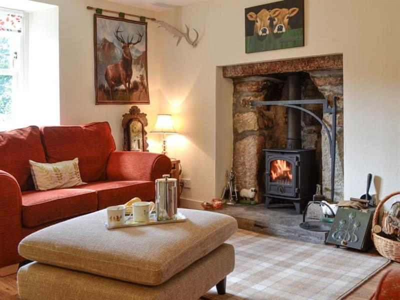 Burnside in Aboyne, Banchory - sleeps 5 people