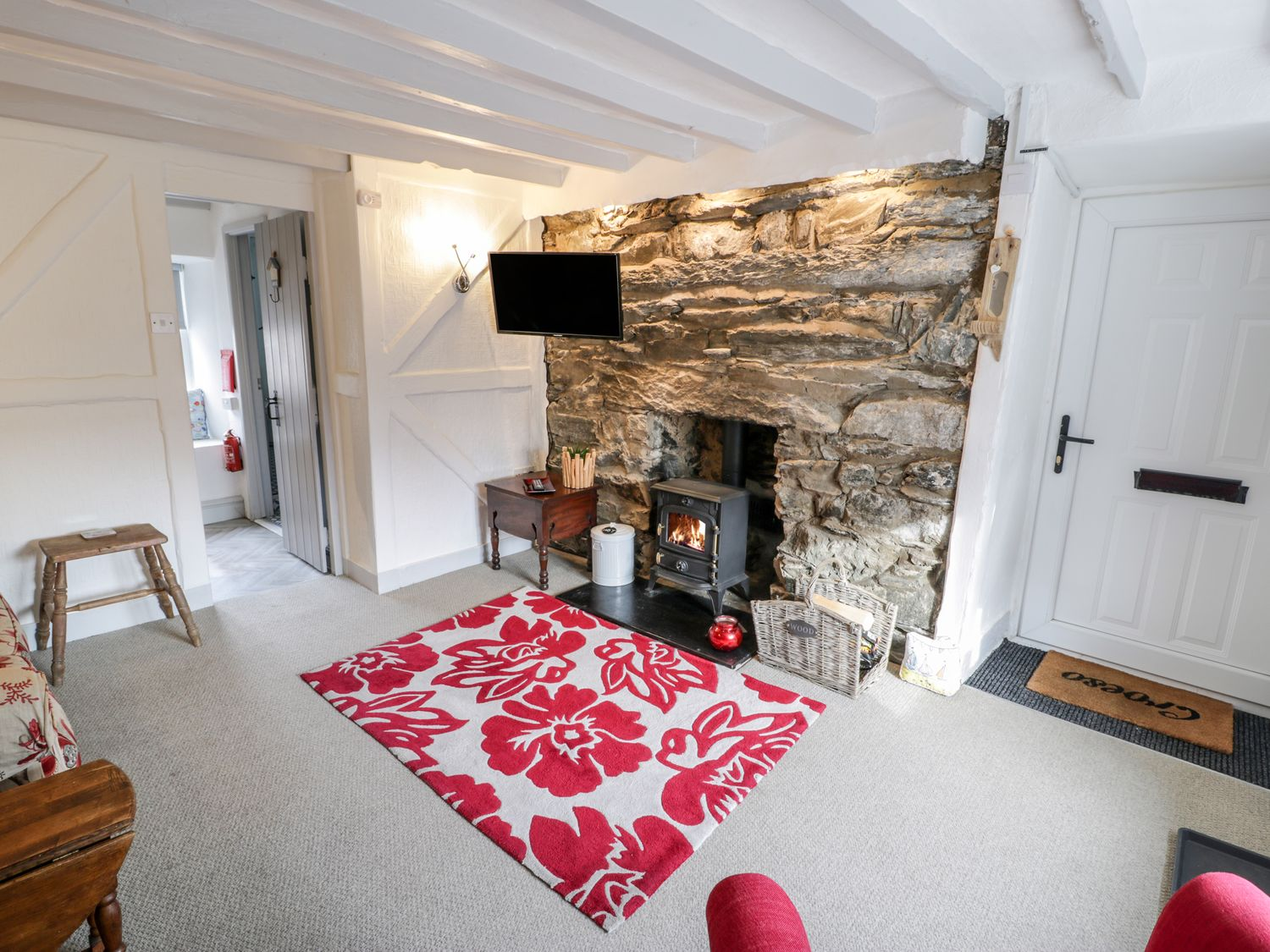 Bwlch Cottage in Barmouth - sleeps 2 people