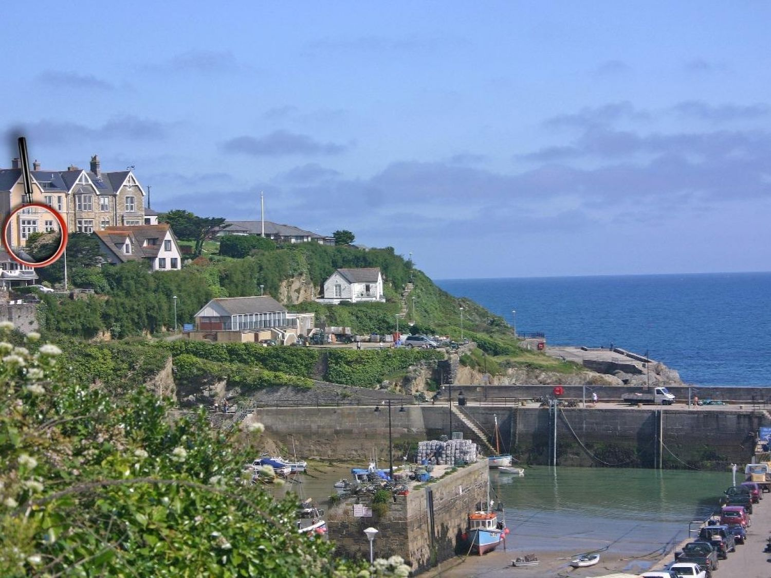 By The Sea in Newquay - sleeps 4 people