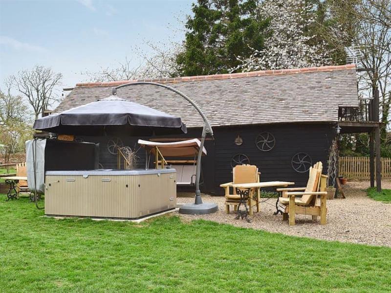 Byre Cottages - Byre Cottage II in Stelling Minnis, nr. Canterbury - sleeps 2 people