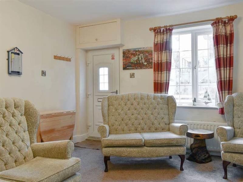 Caedmons Dream in Whitby, Yorkshire - sleeps 6 people
