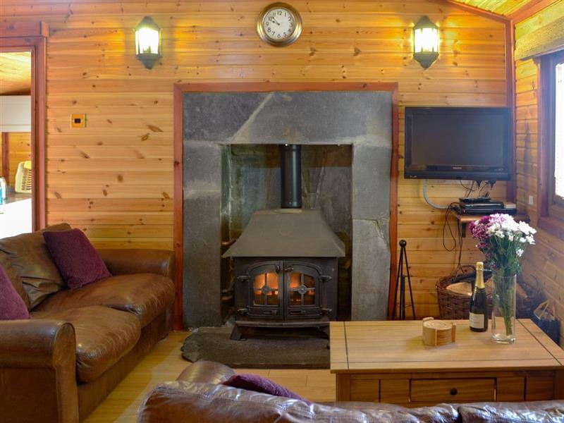 Cairngorm Lodges - Woodcutters Cabin in Logie Coldstone, near Dinnet - sleeps 4 people