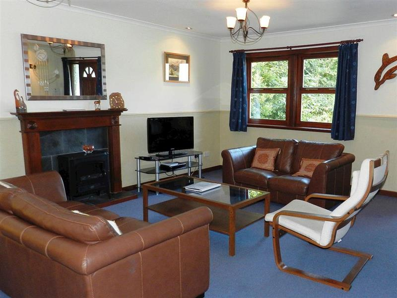 Cairnsaigh in Whiting Bay, Isle of Arran - sleeps 6 people