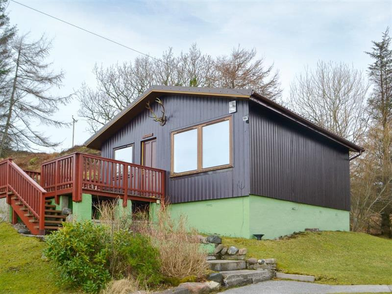 Caisteal Laith - Assynt Chalet in Lochinver - sleeps 4 people
