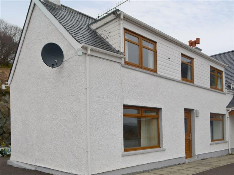 Caisteal Laith - Caisteal Laith Cottage in Lochinver - sleeps 4 people