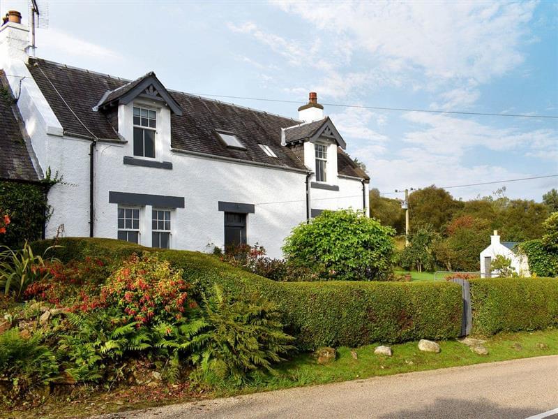 Caledonia in Lamlash, Isle of Arran - sleeps 6 people