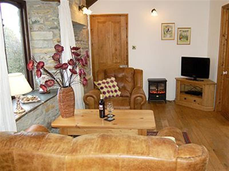 Campion Cottage in Michaelstow, Nr Camelford, Cornwall. - sleeps 2 people