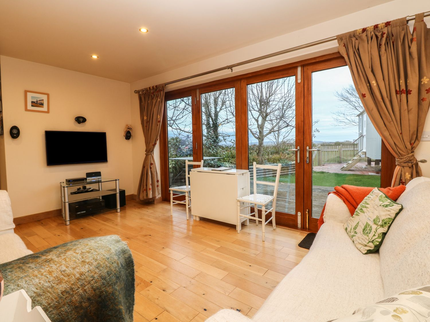 Candles Cottage in Cubert near Newquay - sleeps 4 people