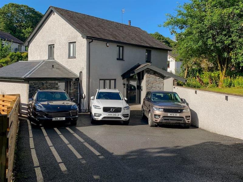 Cannondale in Annisgarth, near Windermere - sleeps 8 people
