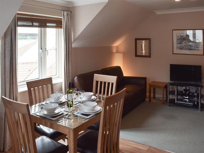 Captains House and Bosuns Quarters - Bosuns Quarters in Whitby - sleeps 4 people