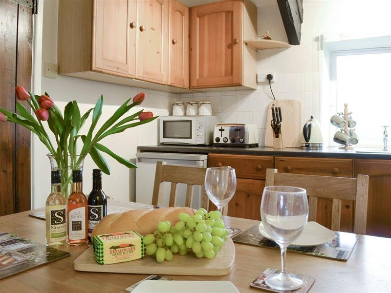 Castell Howell Cottages - The Byre in Pontsian, near New Quay, Cardigan/Ceredigion - sleeps 4 people