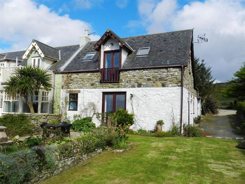 Castleside Croft in Kildonan, Isle of Arran - sleeps 6 people