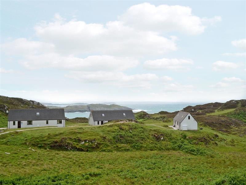 Cathair Dbubh Estate - Thistle Cottage in Clachtoll, near Lochinver, Highlands - sleeps 4 people